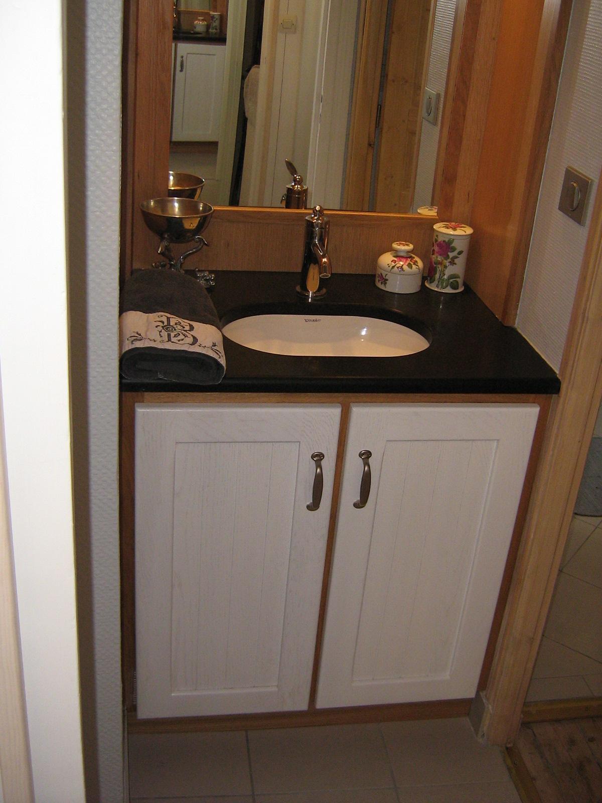 Salles de bain for Amenagement salle de bain finistere